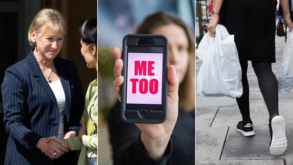 #metoo, Sweden in Burma and White Monday