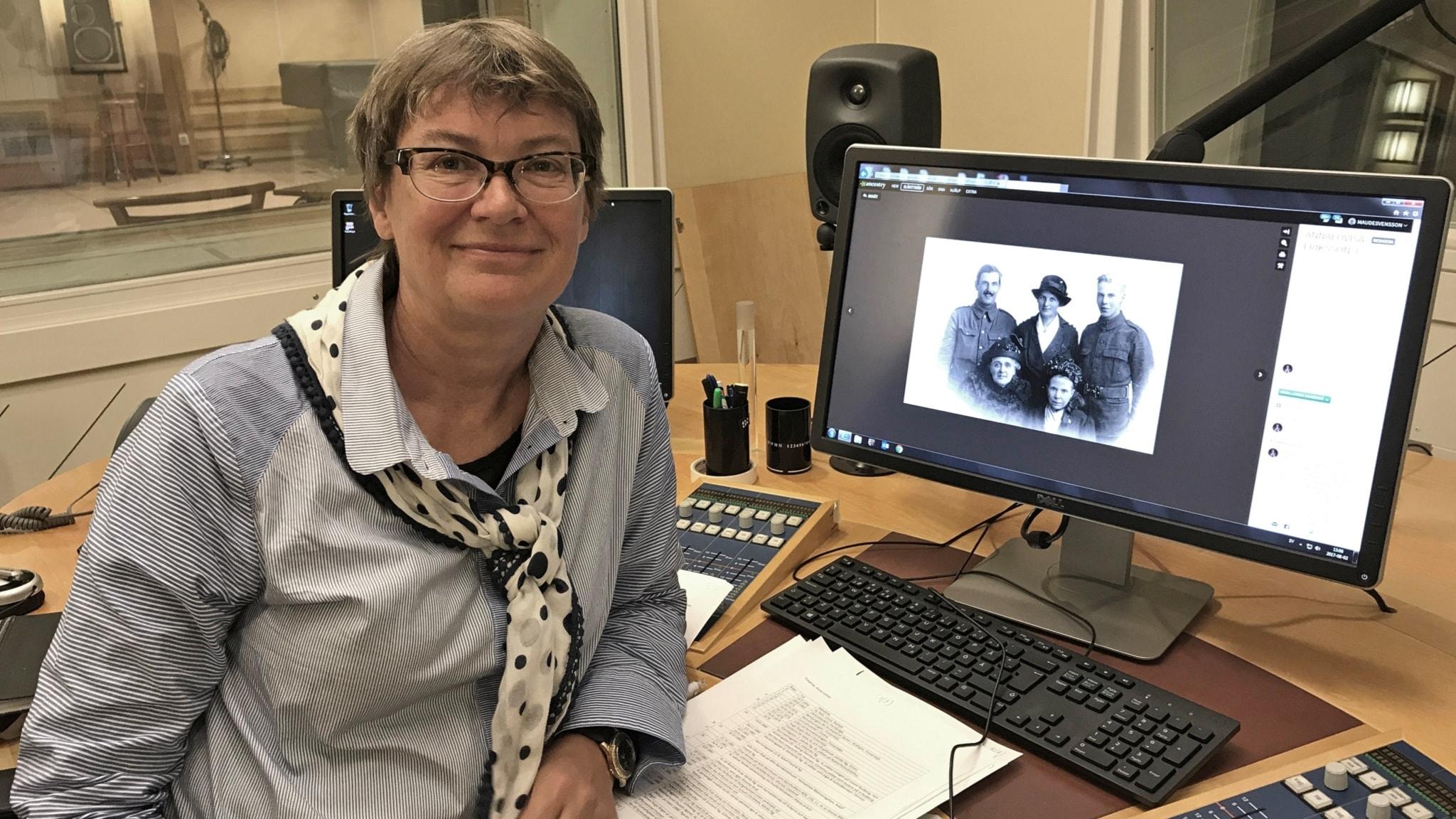 Anna Lovisa räddades till ett nytt liv av de fattigas beskyddare