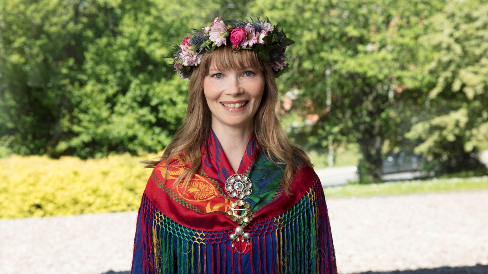 30 juni: Ann-Helén Laestadius