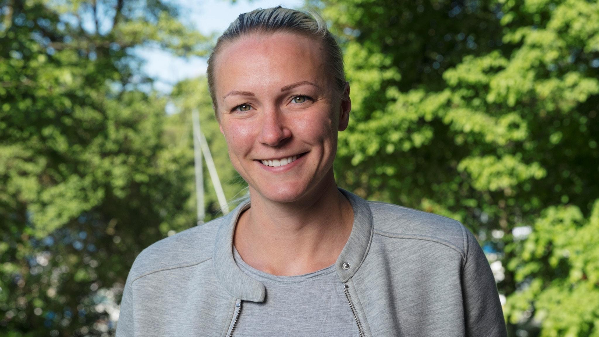 25 juni: Sarah Sjöström
