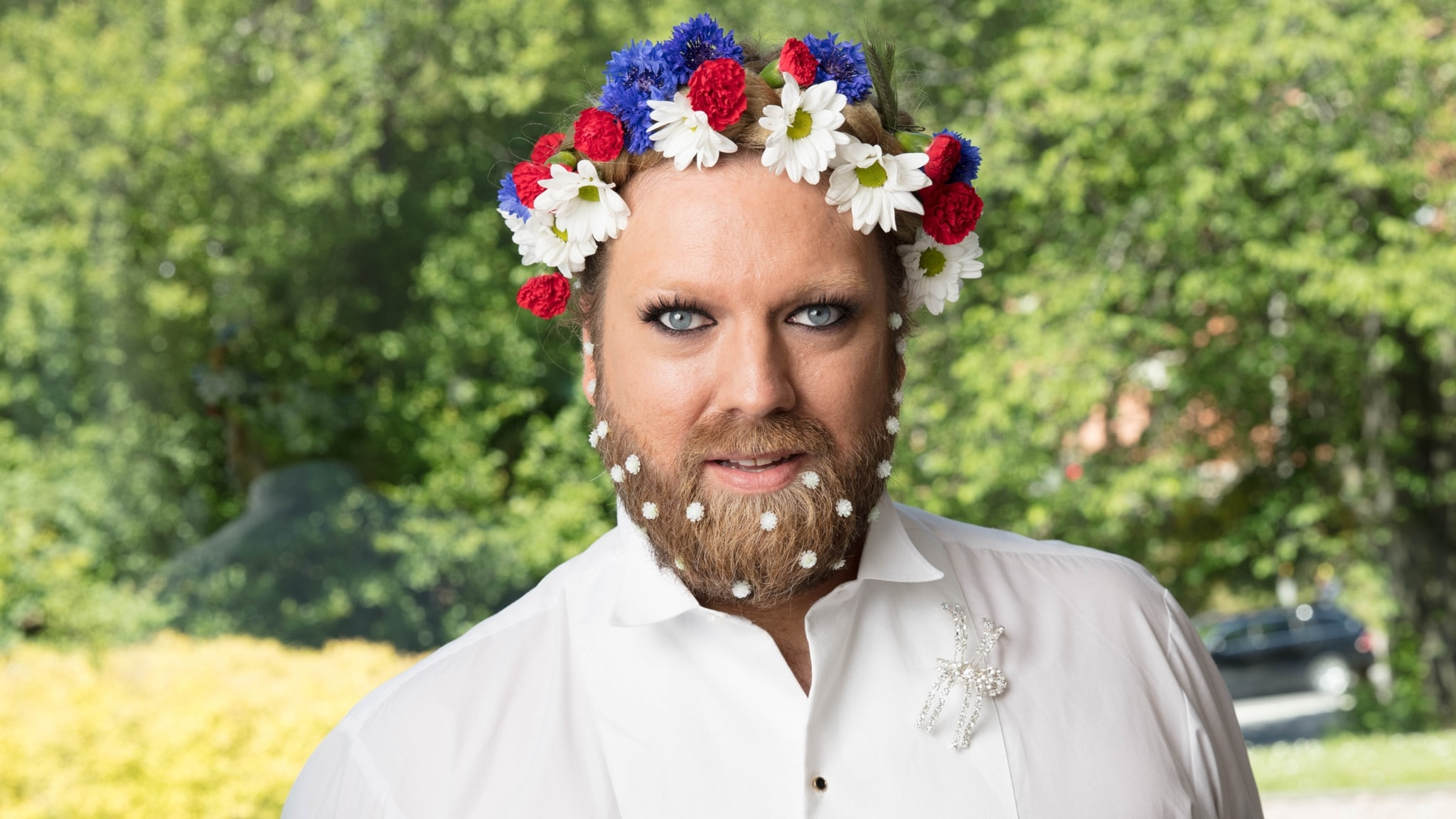 24 juni: Rickard Söderberg