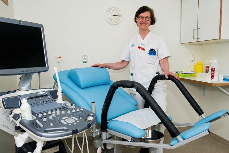 фото в гинекологическом кресле