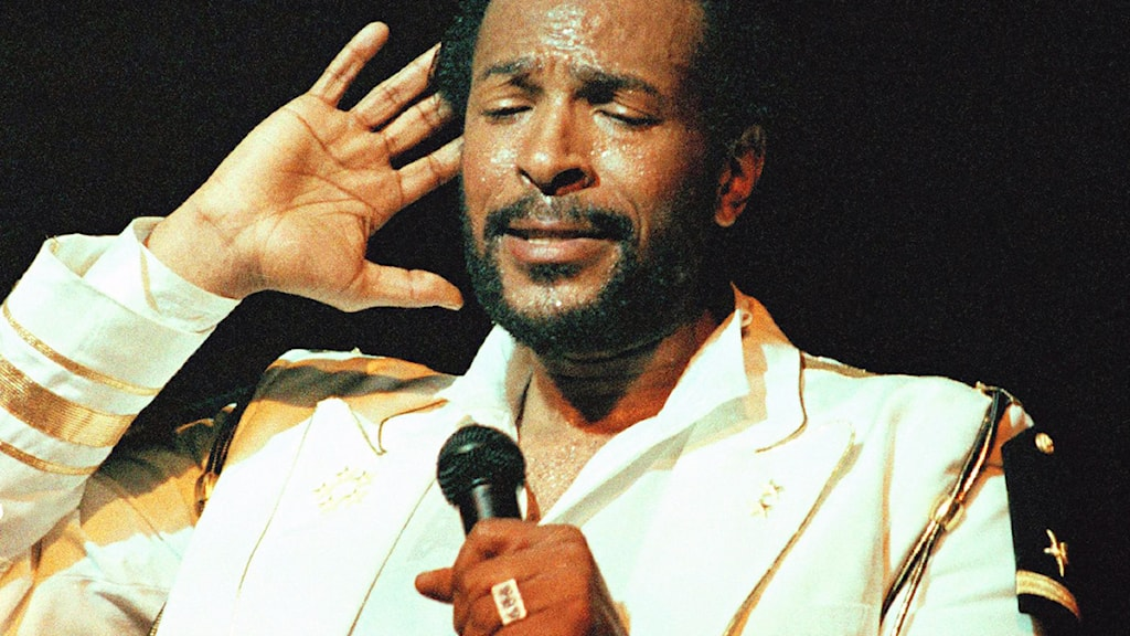 Marvin Gaye. Foto: Scanpix