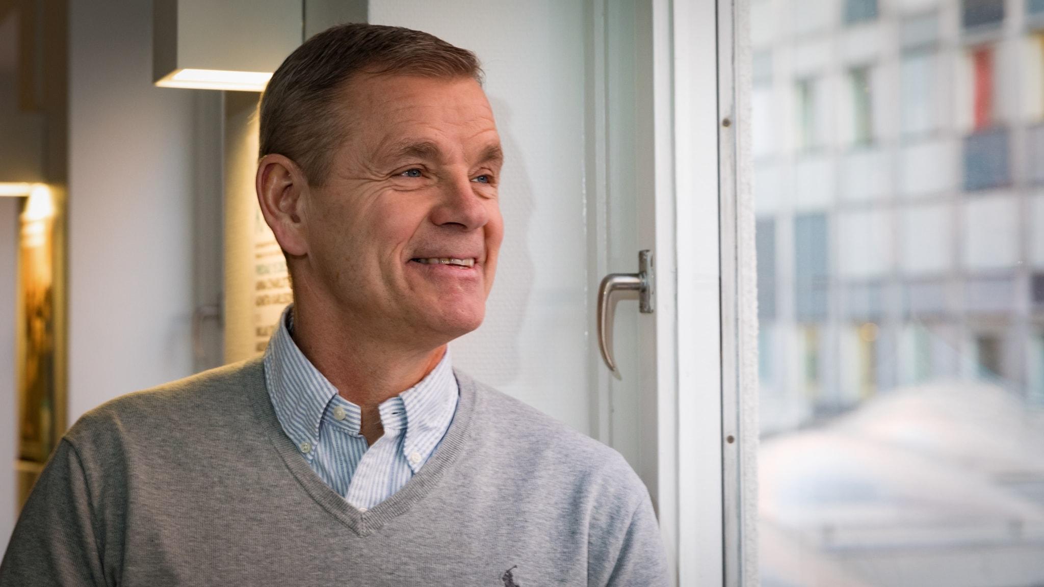 Håkan Loob intar en cool och analytisk stil inför OS