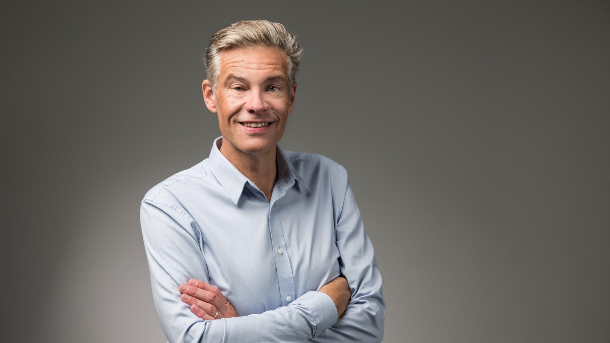 Med Fredrik B Ekdahl