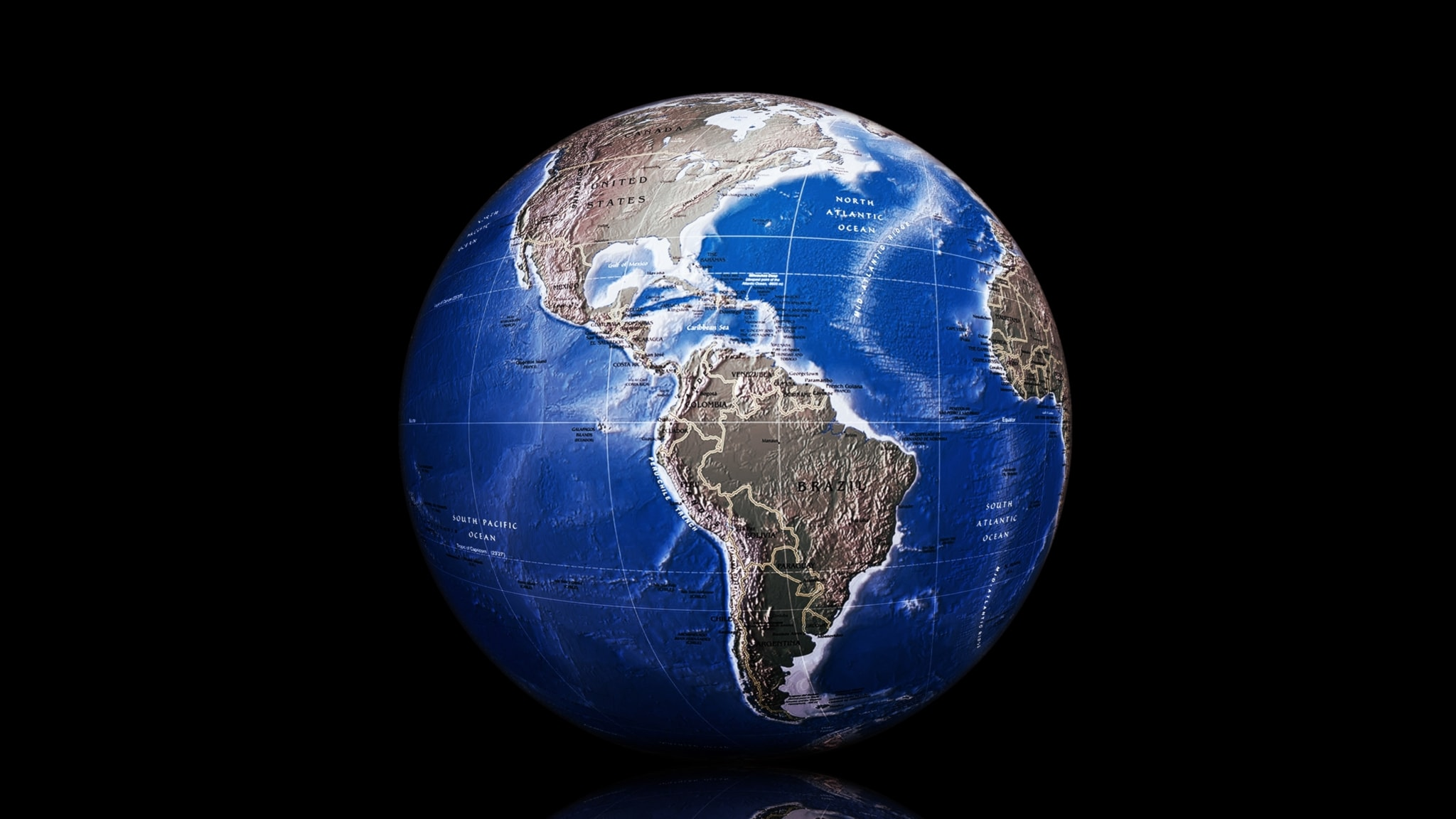 En värld lik vår egen