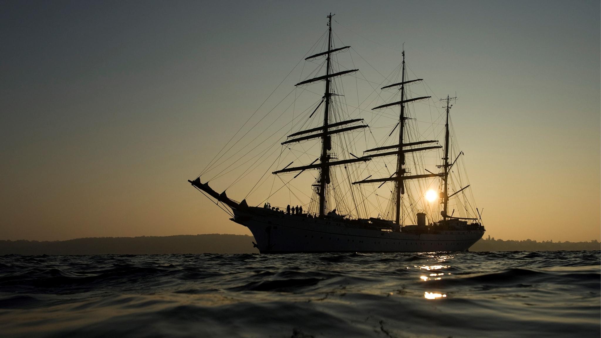 Drömmens skepp