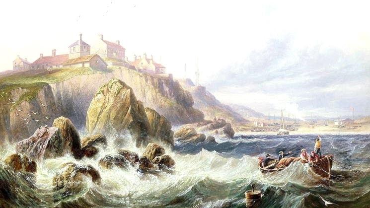 Klingande vykort från Felix Mendelssohn