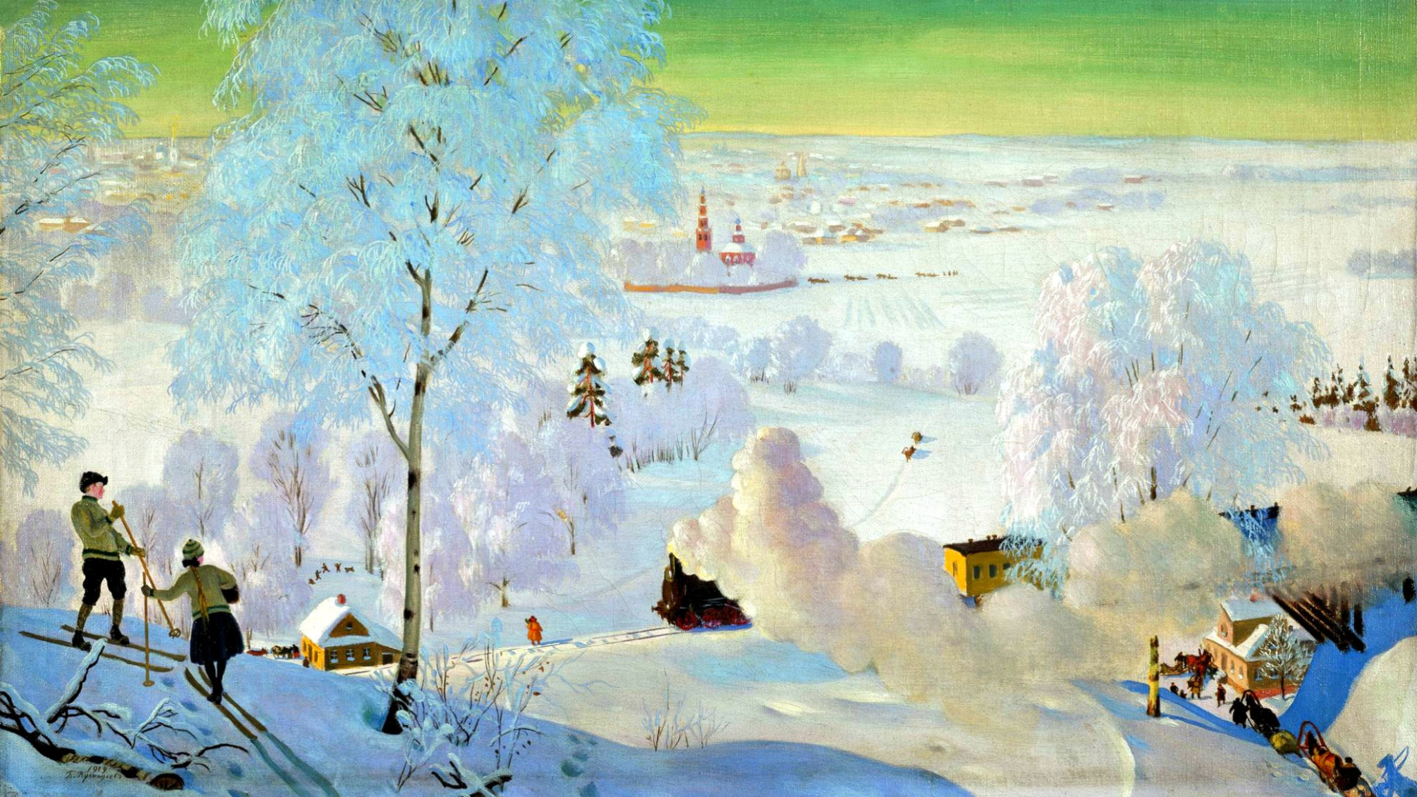 Tjajkovskij vinterdrömmer