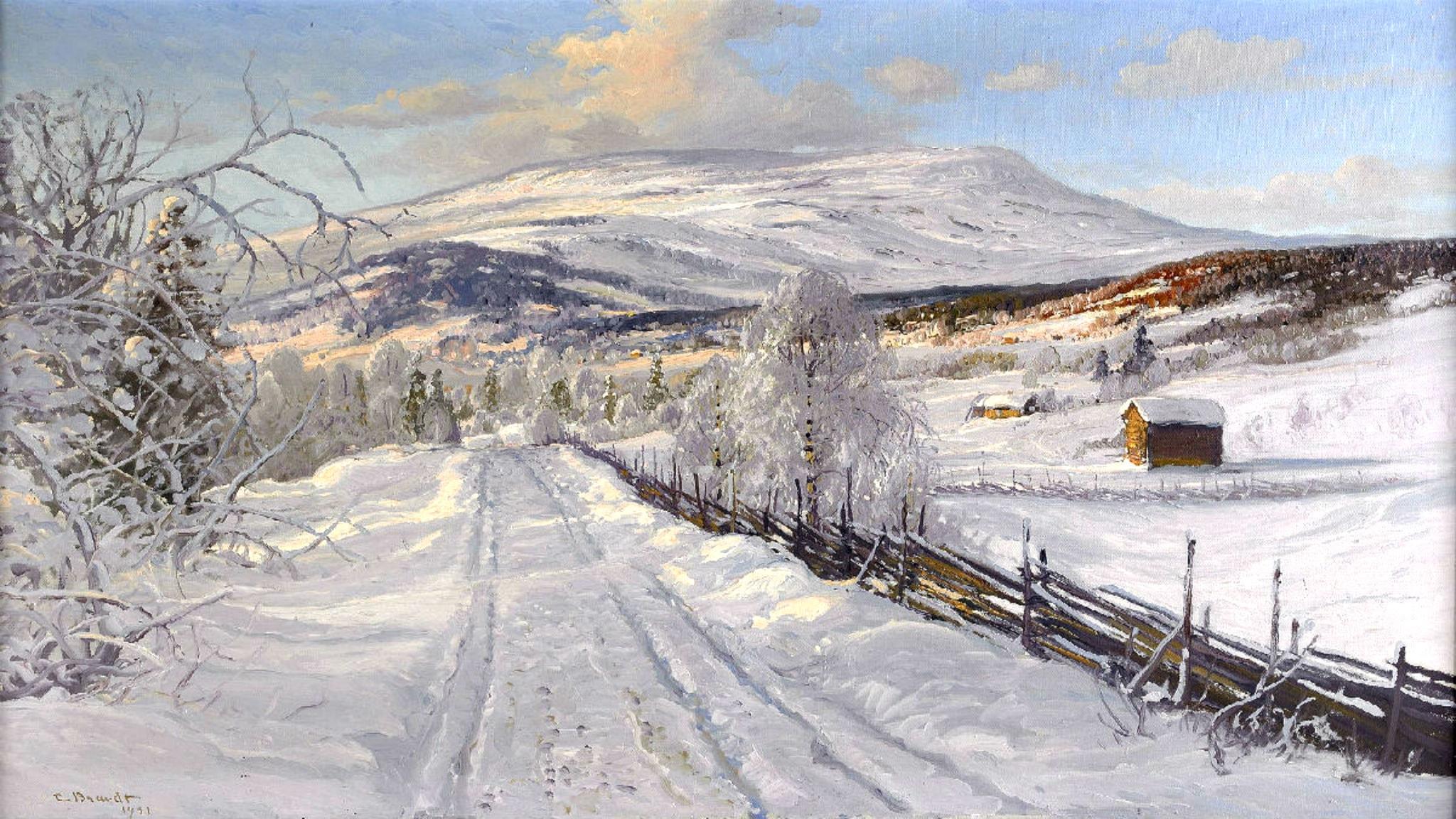 En vintersaga