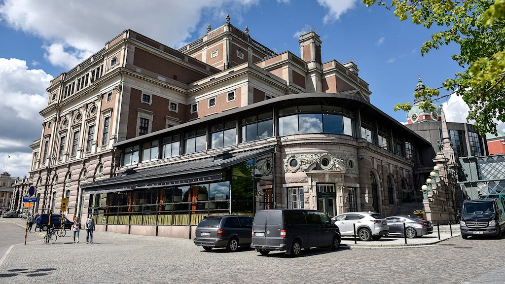 The Swedish Royal Opera. File photo: Anders Wiklund / TT