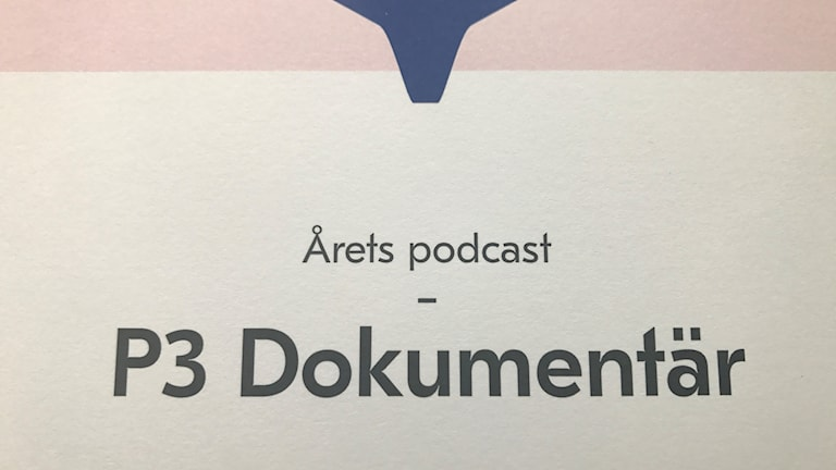 Stora Podcastpriset