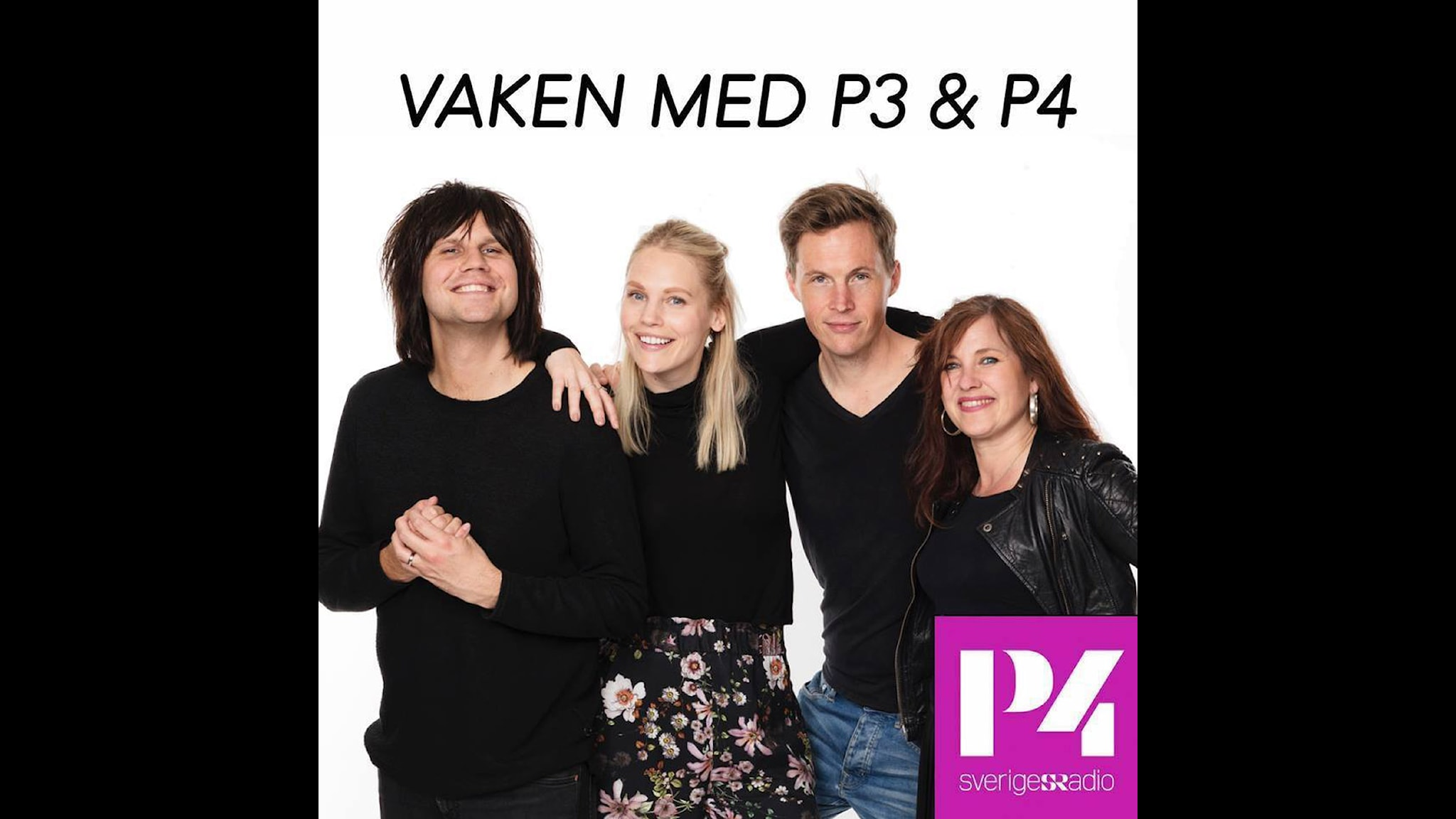 Vaken med Pamela Taivassalo och Matilda Berggren