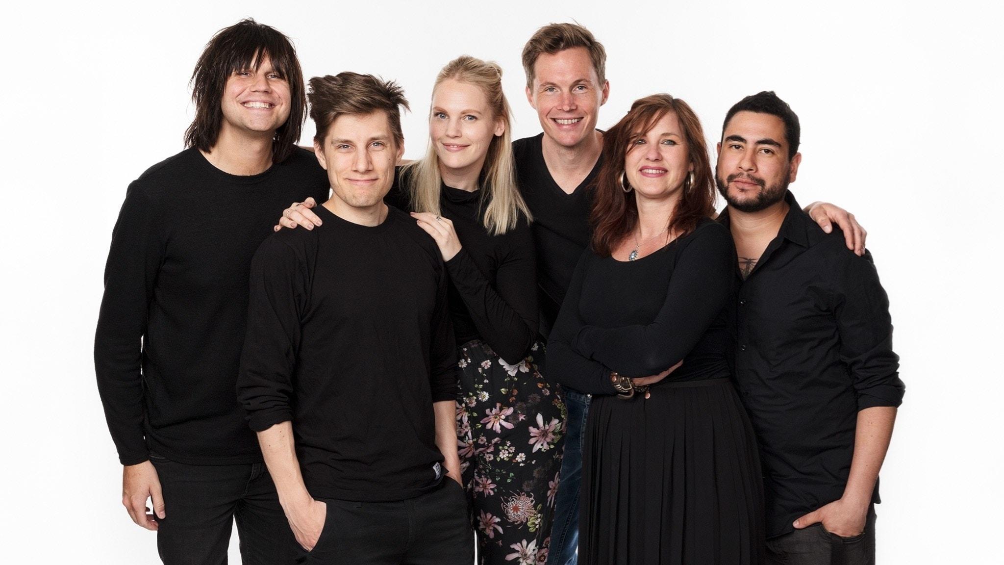 Med Wivianne Svedberg och Peter Sundberg - spela
