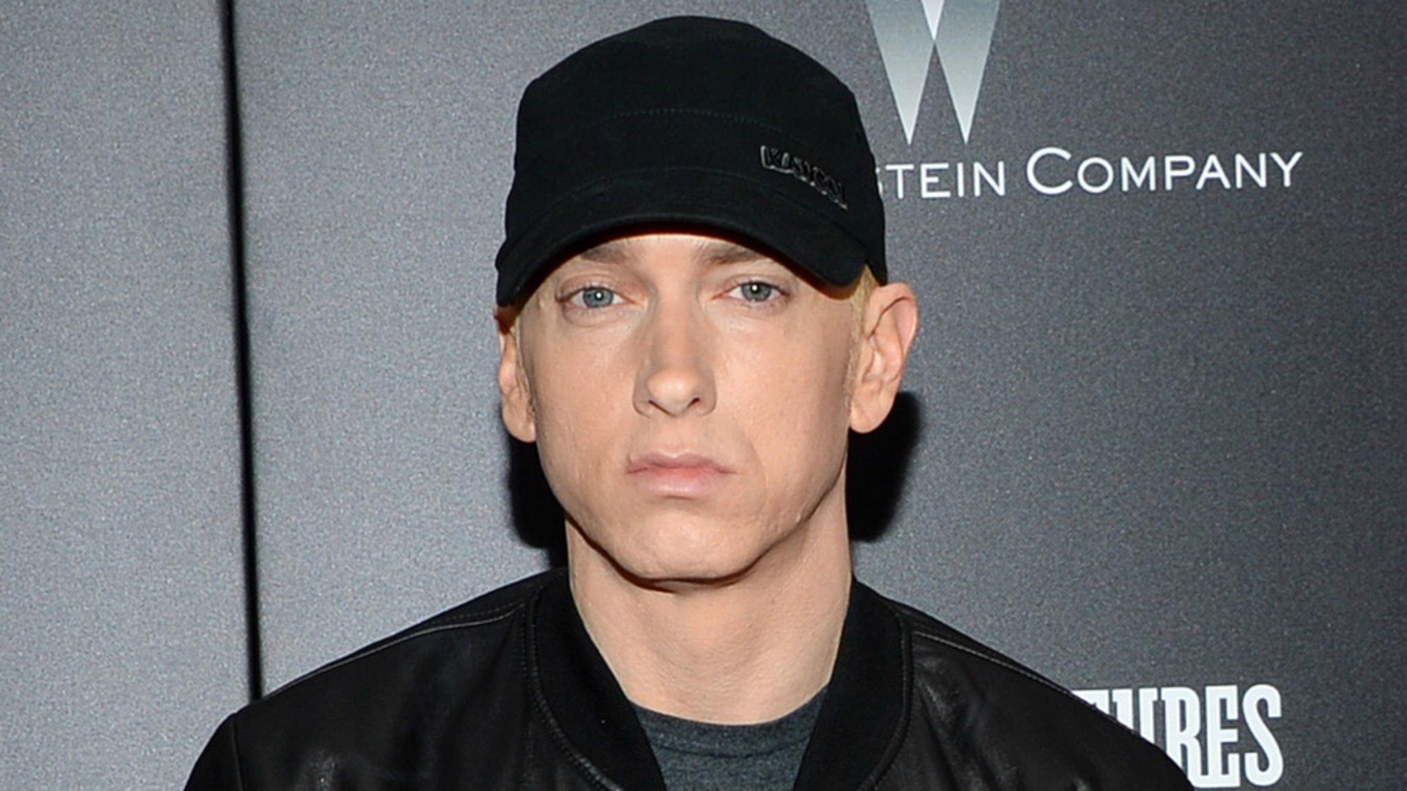 Eminem är tillbaka!