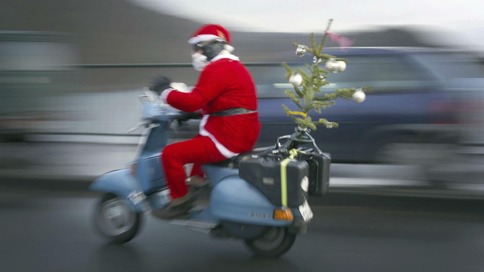 Jultema i nu och då såhär dagen innan...