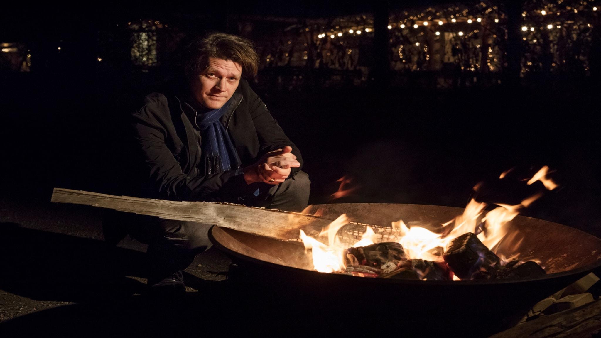 Det brinner en eld med Daniel Sjölin del 2: Elden - förvandlaren
