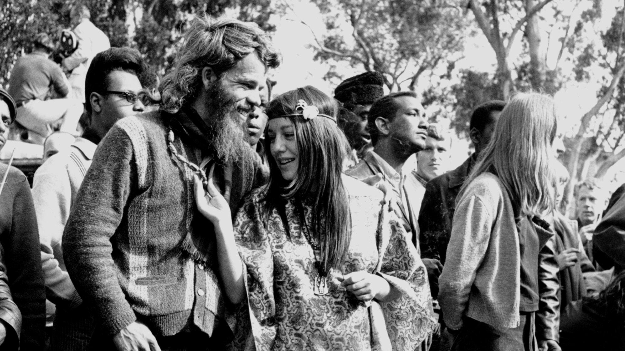 Summer of Love – hippiesommaren 1967 som gav oss utsvängda jeans, musikfestivaler och smarta telefoner