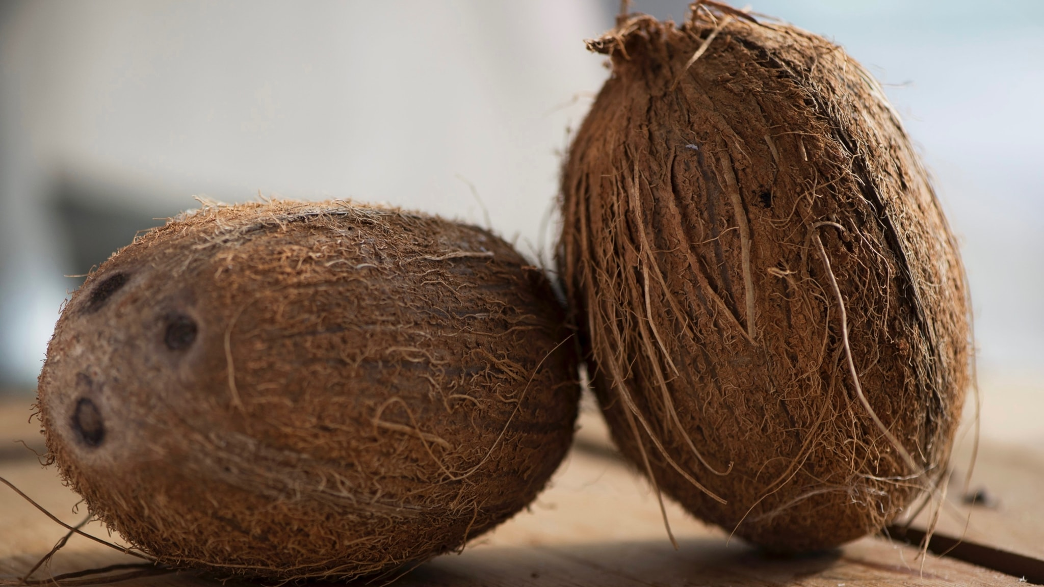 Kokos – ett väldoftande universalmedel på modet