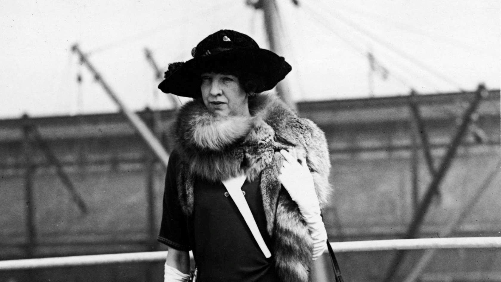 Gertrude Vanderbilt Whitney – den välklädda kvinnan bakom USA:s bästa konstmuseum