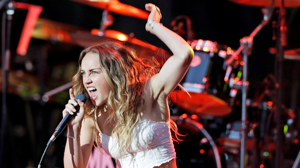 Zella Day performs during an Independence Day celebration Saturday, July 4, 2015, in Philadelphia. (AP Photo/Matt Rourke)