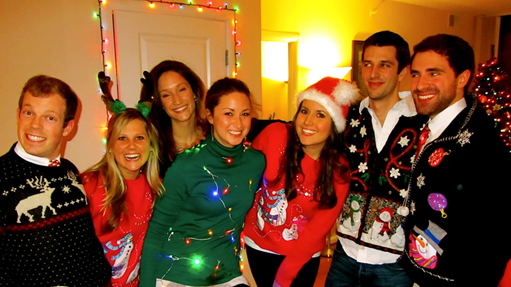 Ugly Christmas Sweater Party. Foto: CC BY-SA