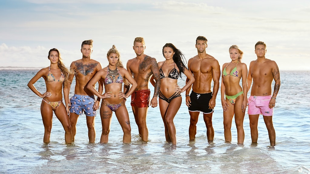 Ex on the beach Sverige 2017.