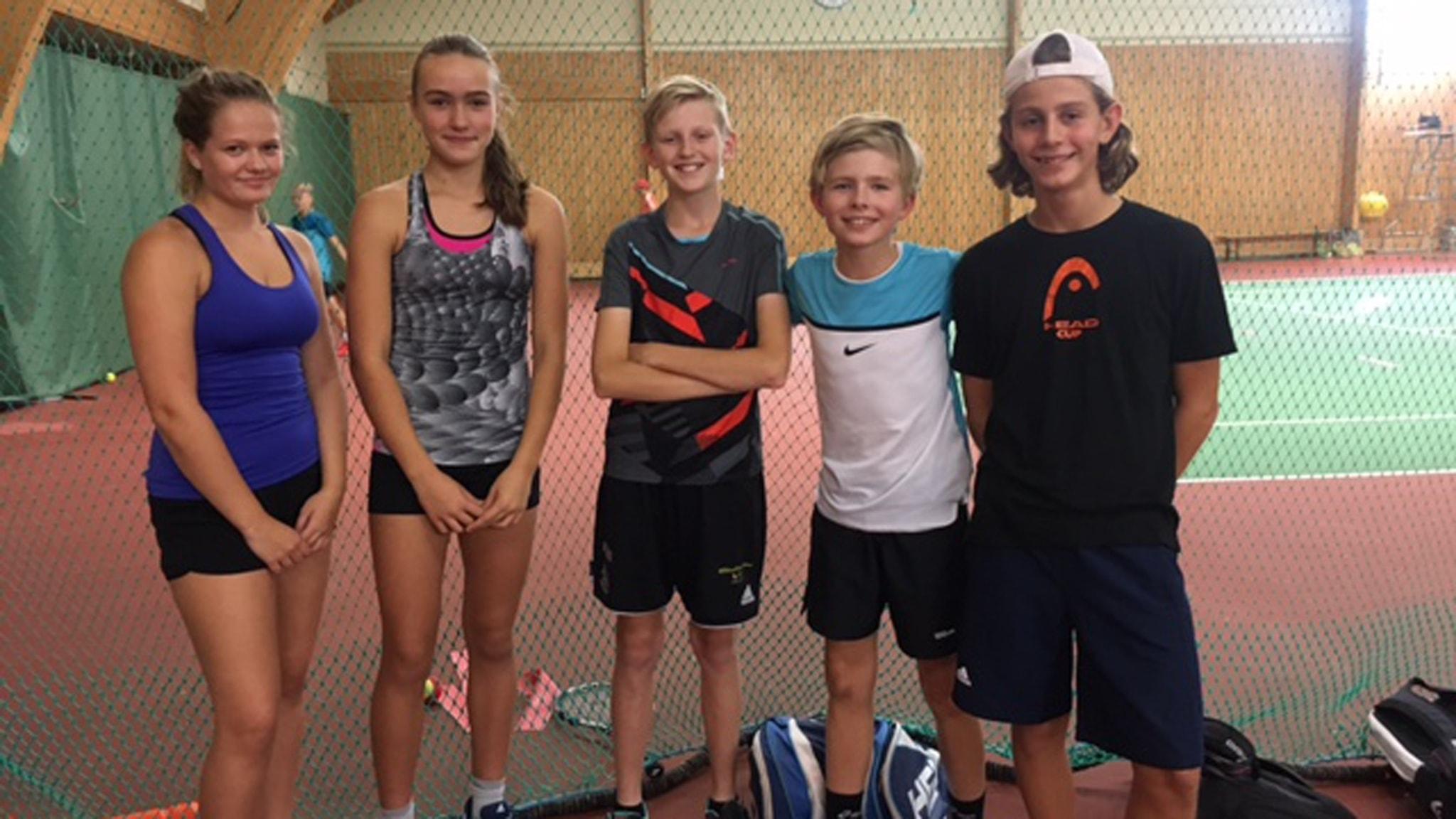 Tennislöften som vill bli bäst i världen