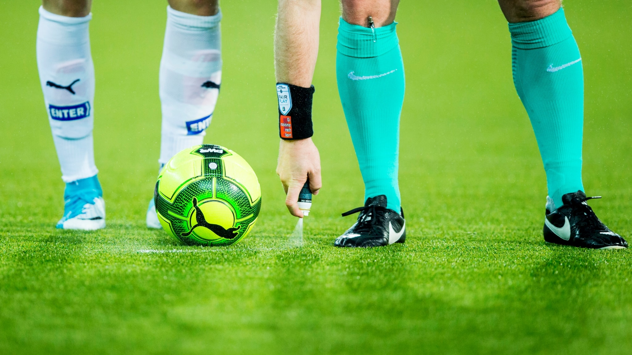 Förslag på nya regler inom fotbollen