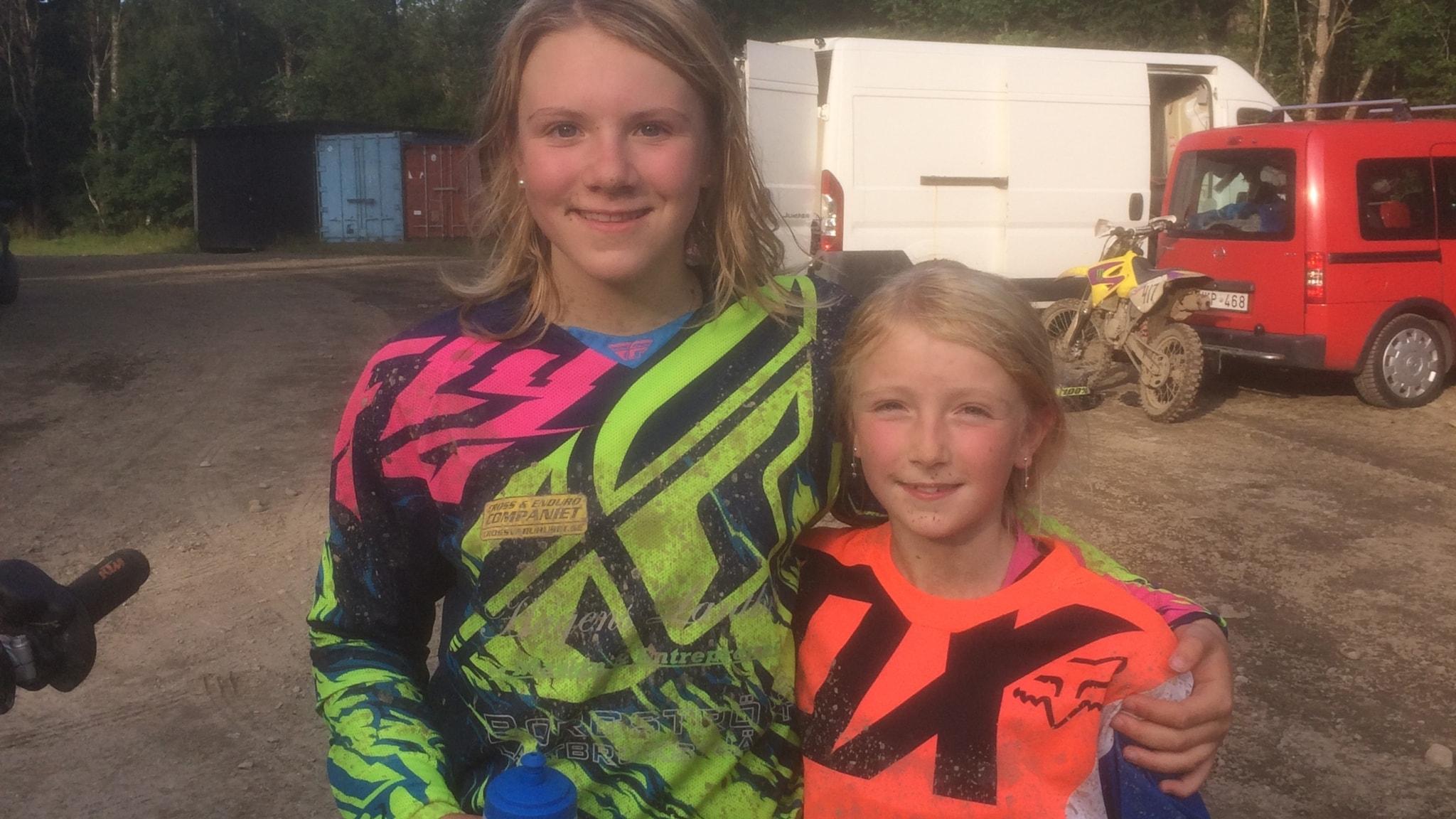 Juniorsporten går på Motocrosskola