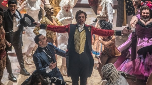 The Greatest Showman Foto: Twentieth Century Fox