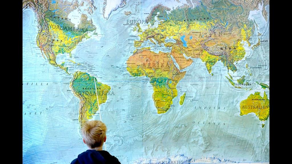 resa utomlands i oktober