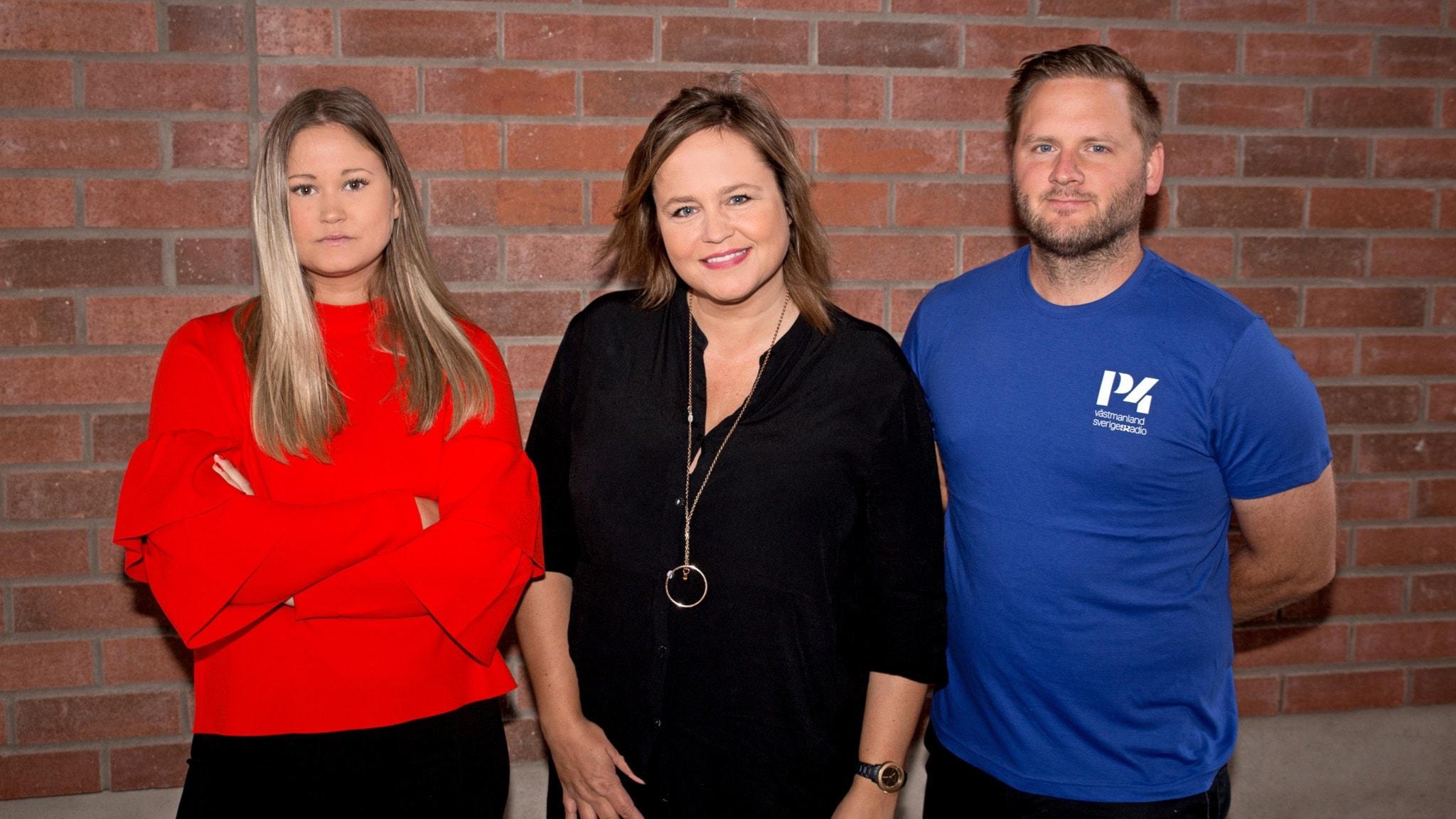 Med Liselotte Mellesmo & Kelu Rothoff