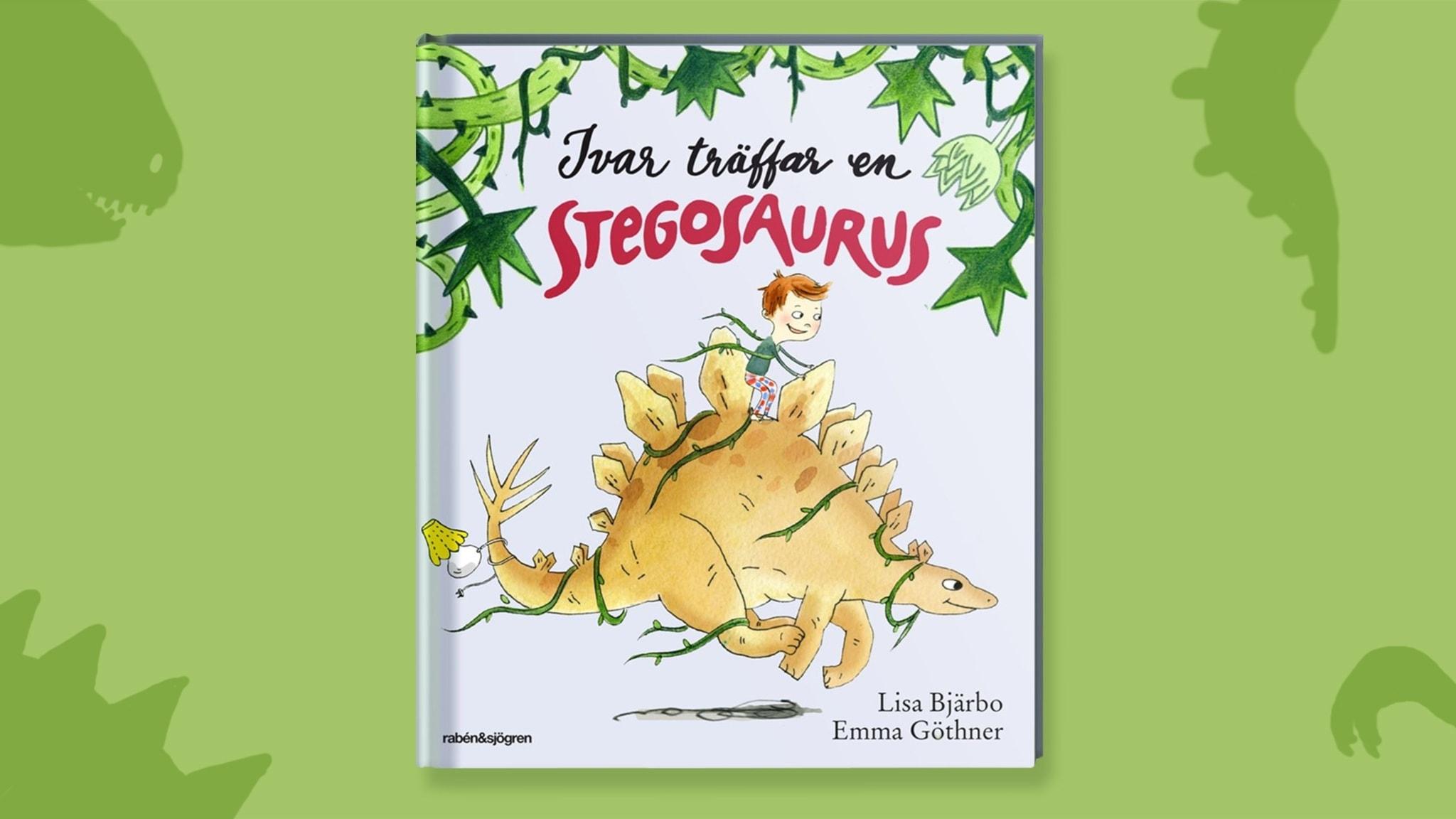 Saga: Ivar träffar en Stegosaurus