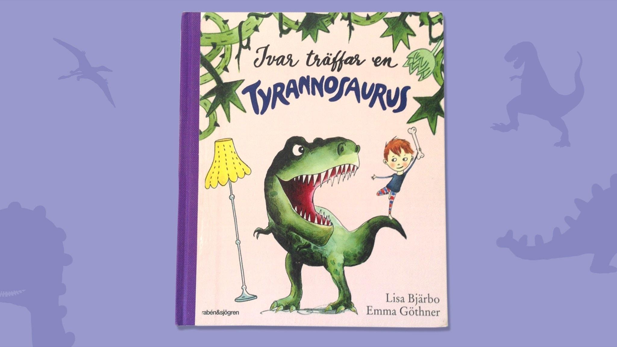Saga: Ivar träffar en Tyrannosaurus