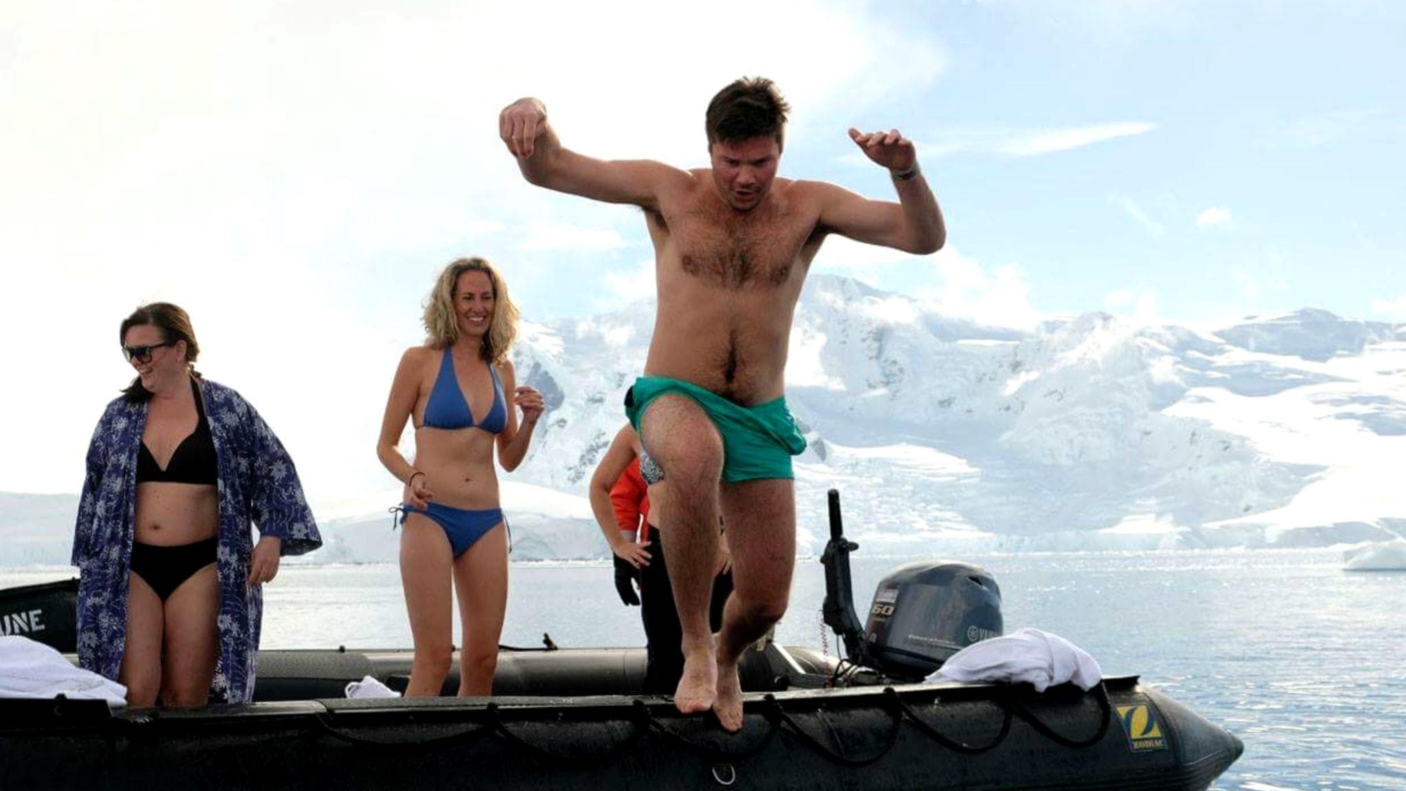 Leo lever life –i Antarktis