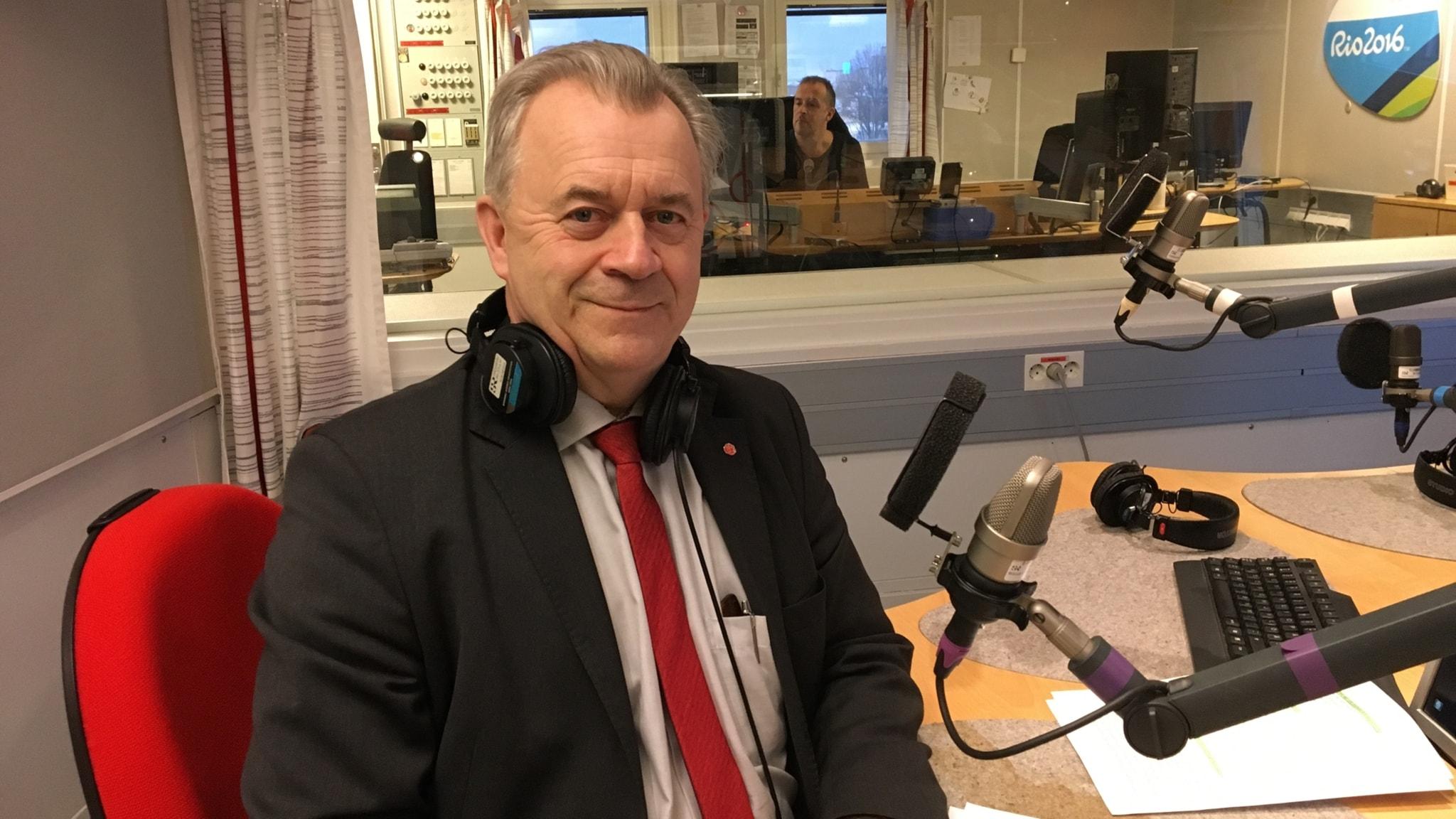 Sven-Erik Bucht (S), kan hela Sverige leva?