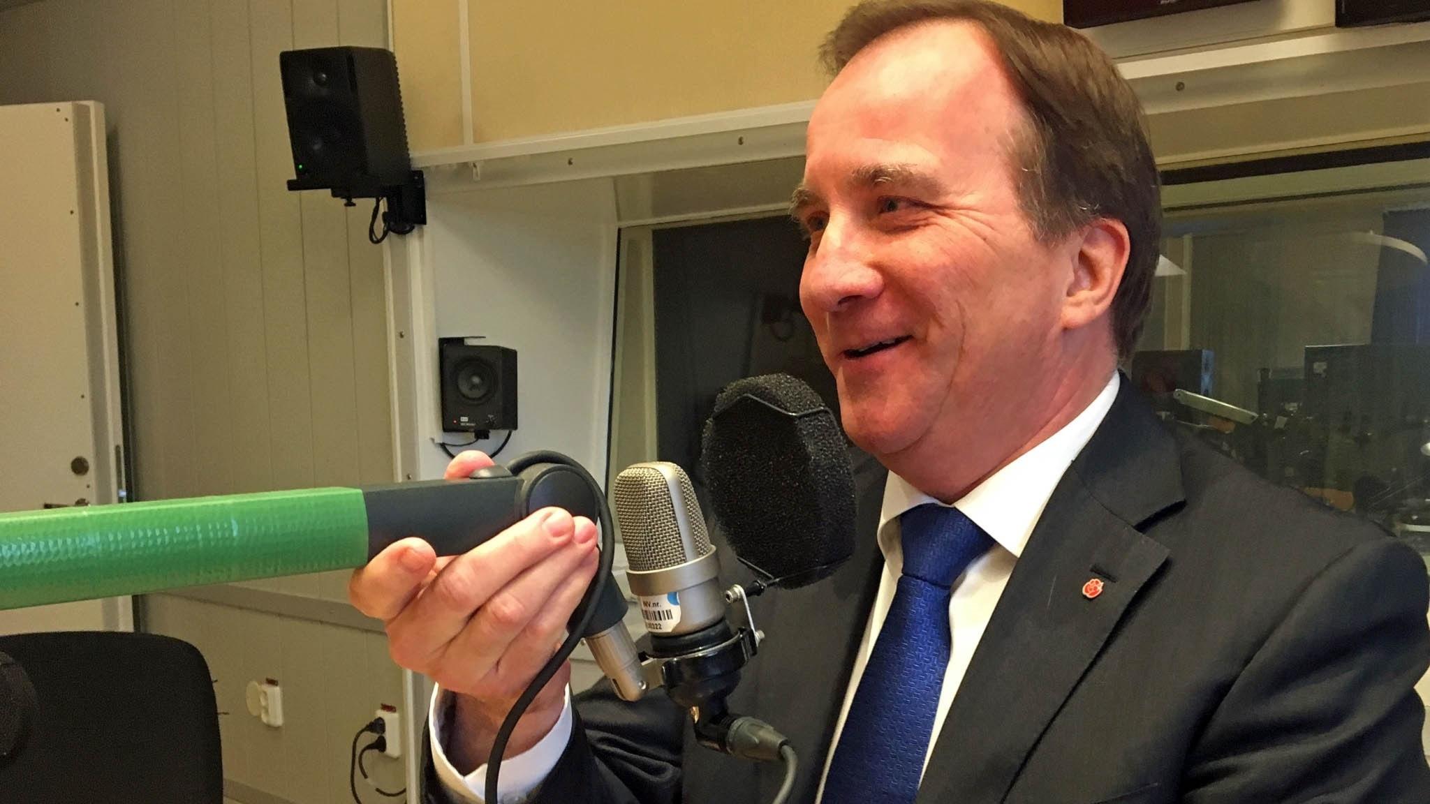 Stefan Löfven - hvad vilja Socialdemokraterna?