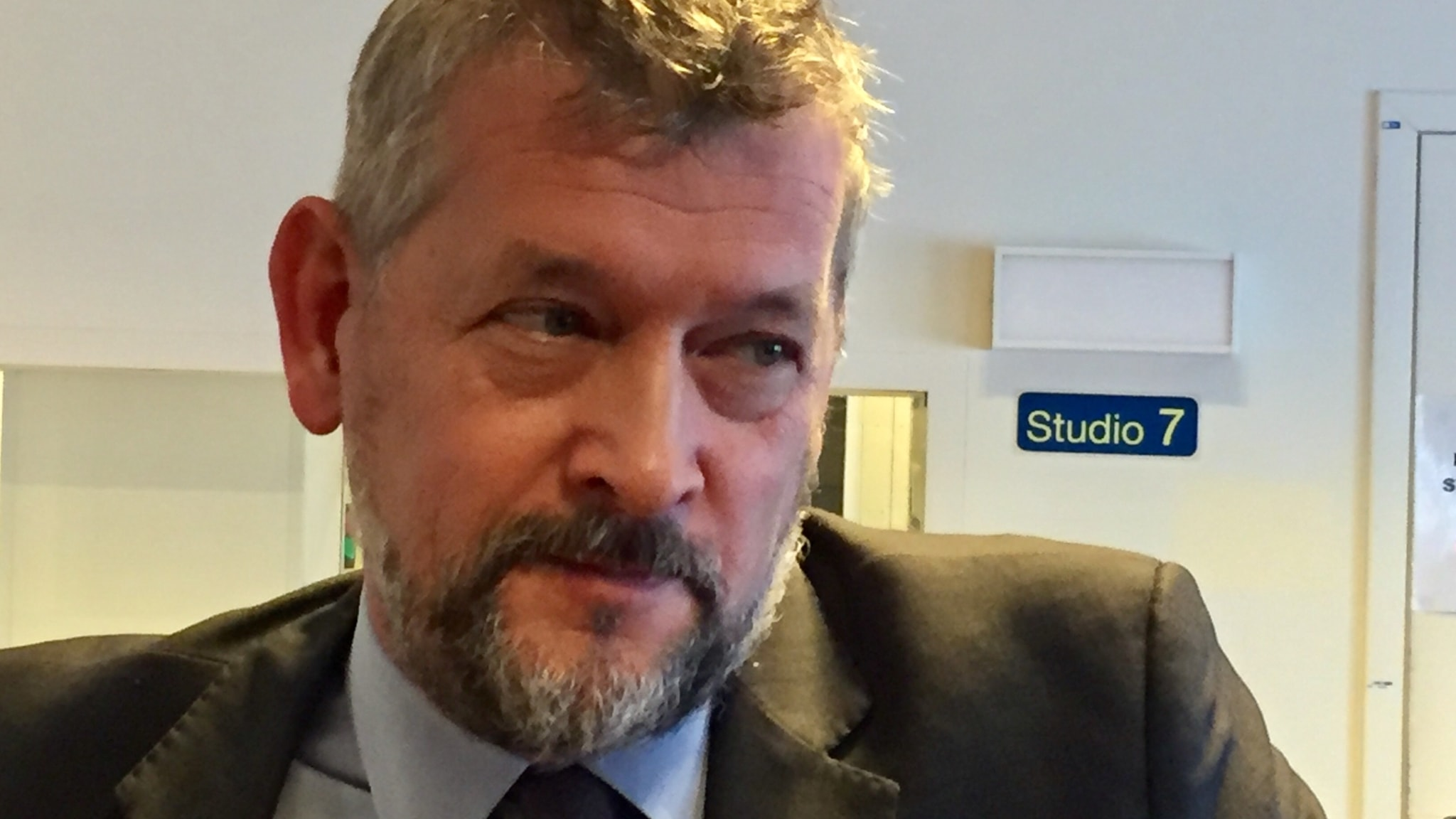 Ekots lördagsintervju med kriminalvårdens Nils Öberg