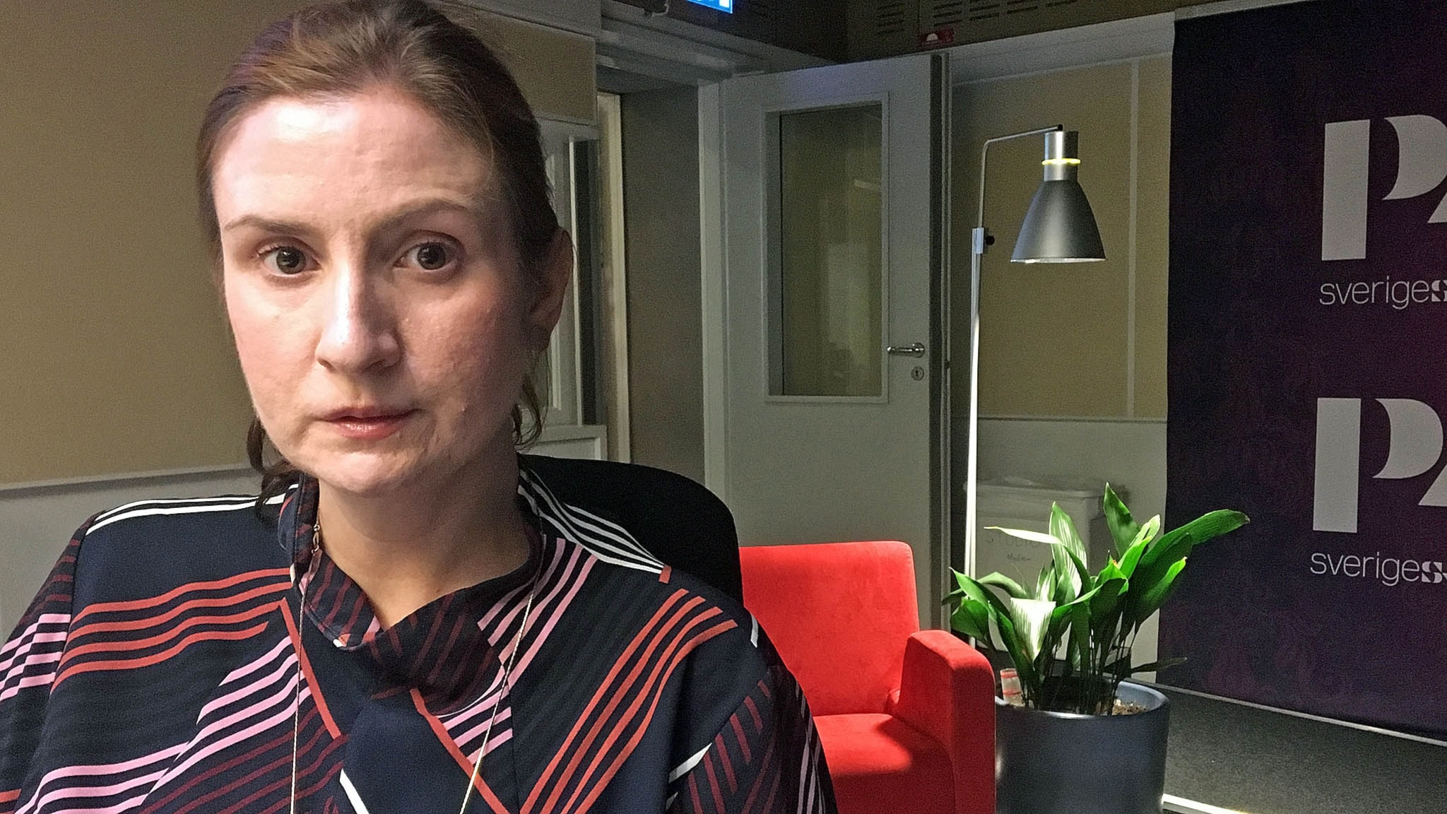 Birgitta Ohlsson (L) - utmanaren!