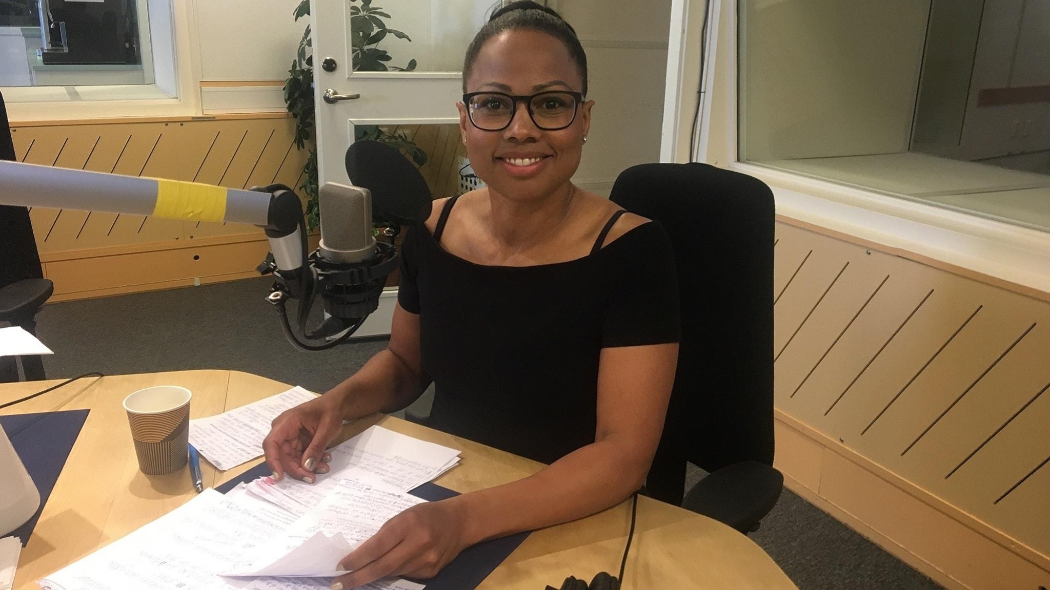 Hur vill du lösa mediekrisen, Alice Bah Kuhnke (MP)?