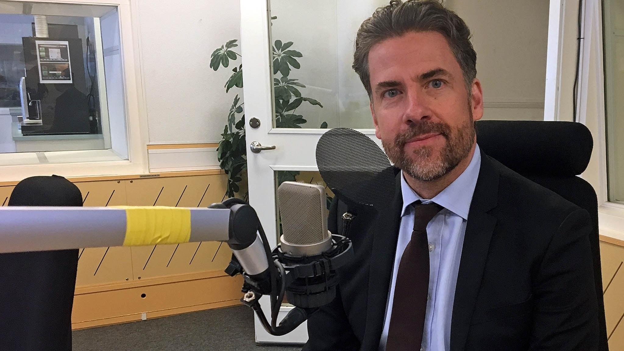 Migrationsverkets nye generaldirektör, Mikael Ribbenvik - spela