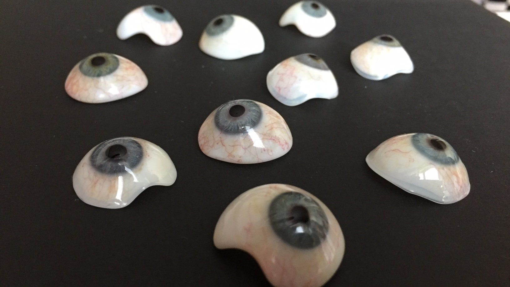 Mina nya ögon