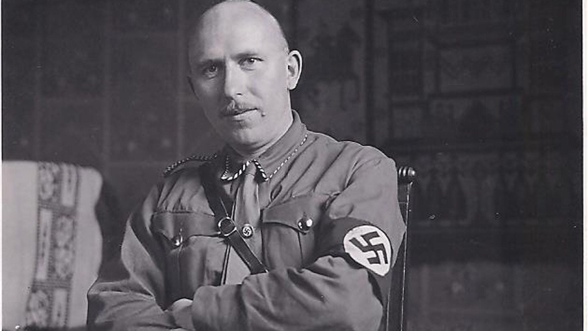 Min far var nazist