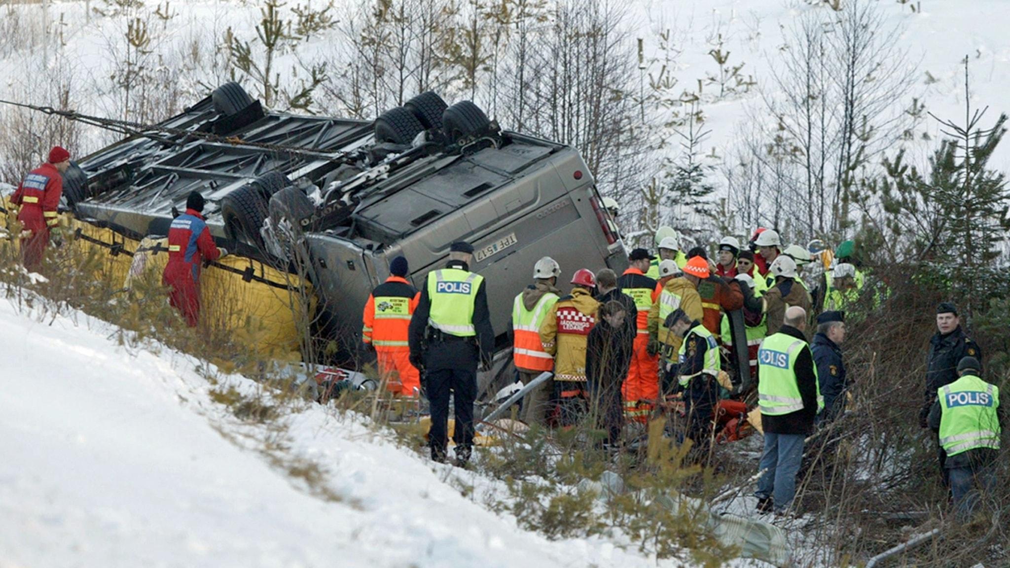Bussolyckan
