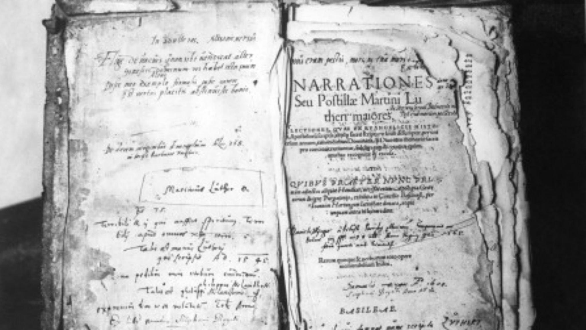 Reformationen 500 år - om en envis munk som splittrade kyrkan