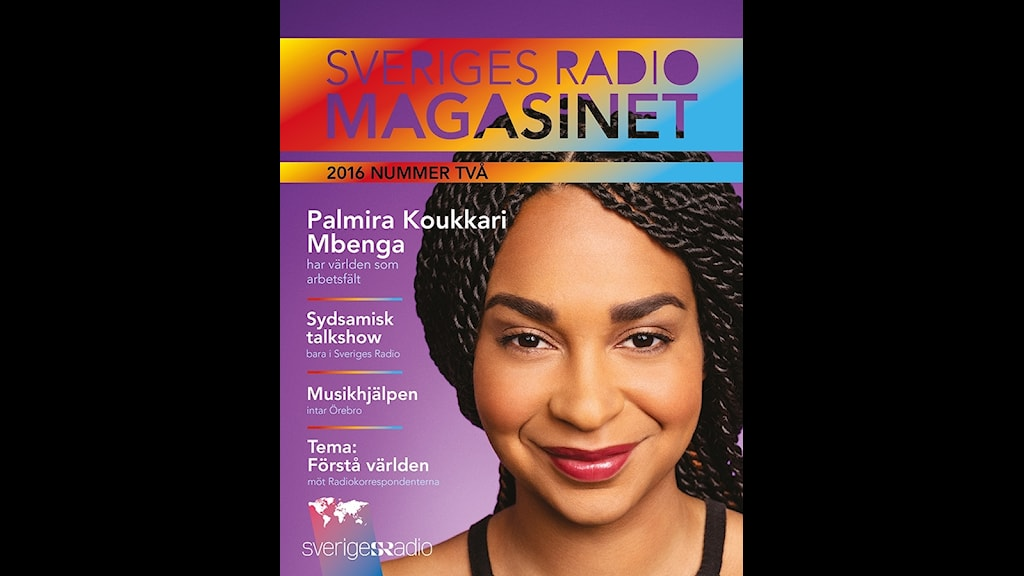 Sveriges Radio-magasinet nr 2 2016