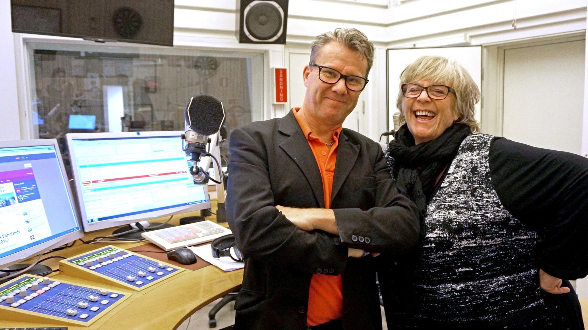 Med Susanne Lindkvist Eriksson