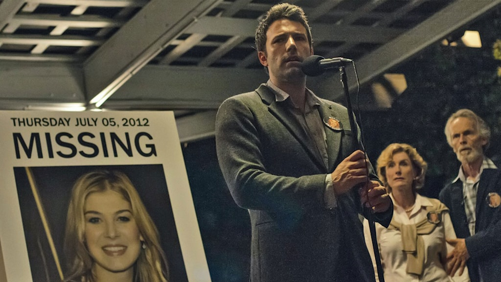 Ben Affleck i Gone Girl. Foto: Twentieth Century Fox.