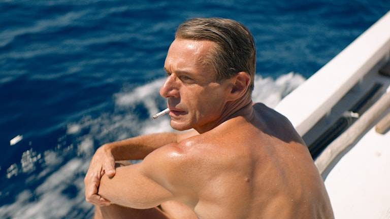 Lambert Wilson som Jacques Cousteau i  Jacques - Havets utforskare. Foto: Noble Entertainment.